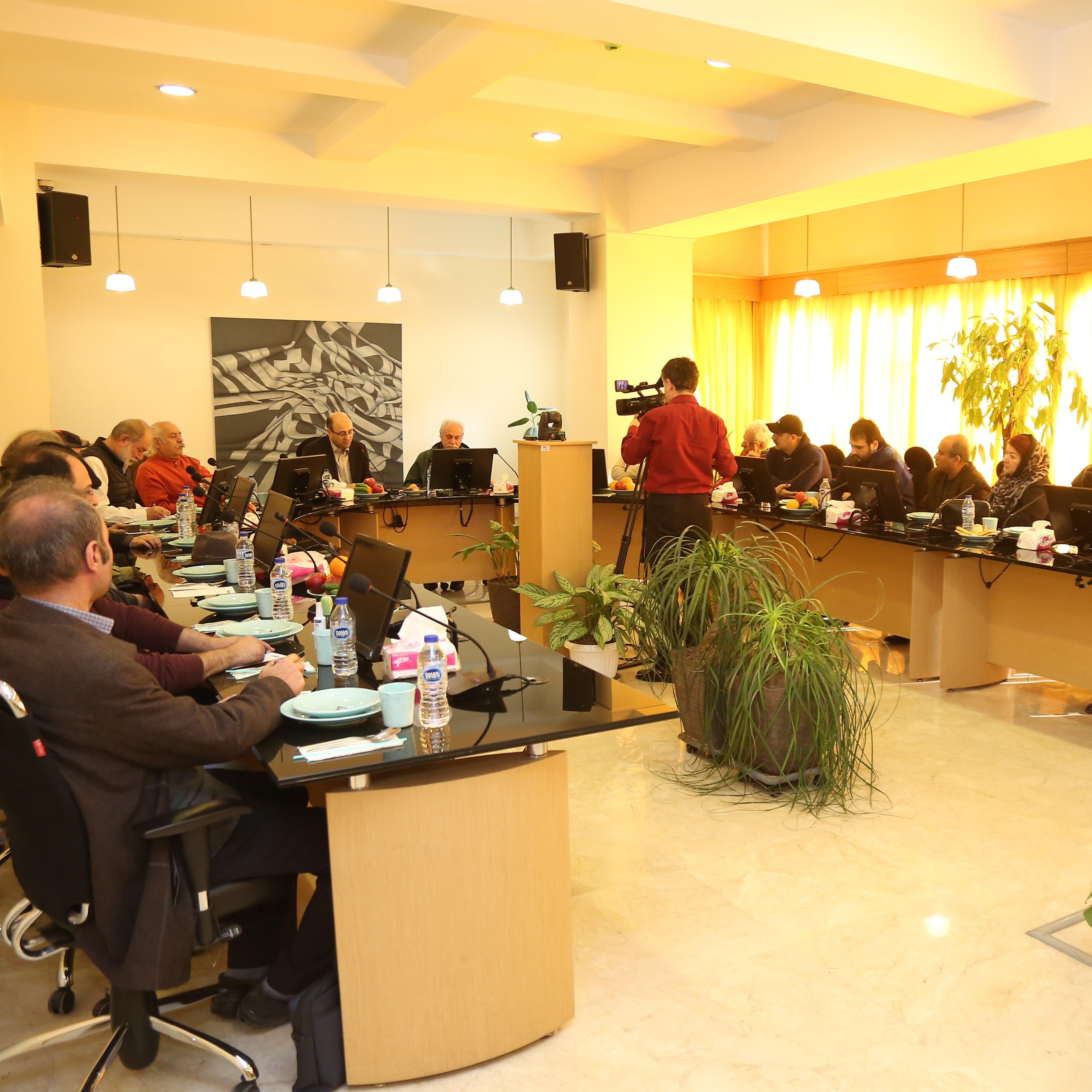 1st Joint Meeting of Cinema and Theater Directors Forums